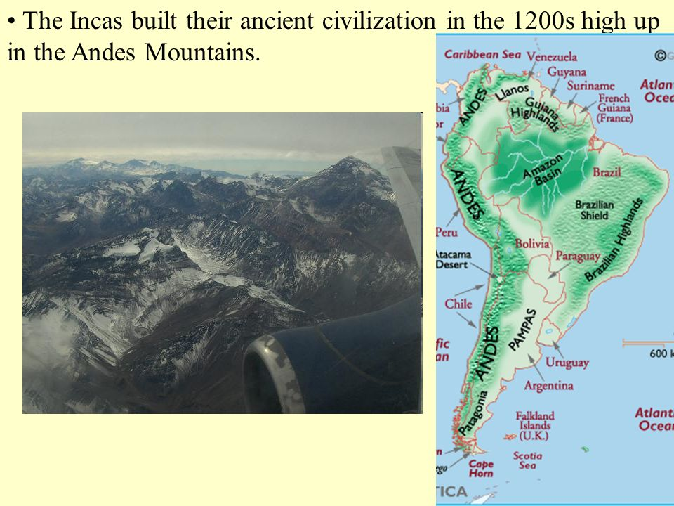 Objective: To examine the culture of the Inca empire. Do Now: Use ...