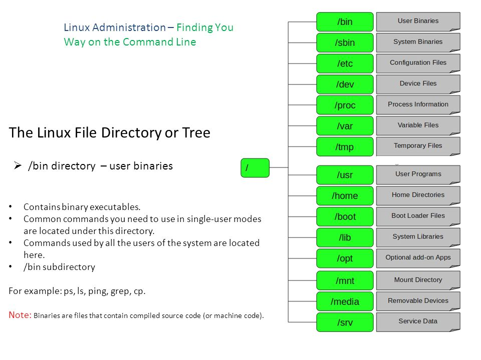 Linux Administration – Finding You Way on the Command Line