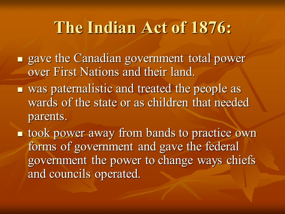 controls power in canadian government