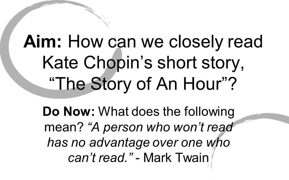 kate chopin short stories