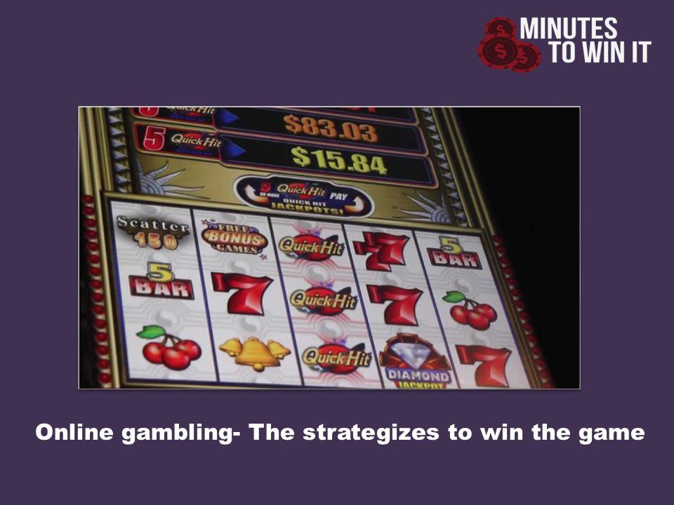 Internet sweepstakes gambling