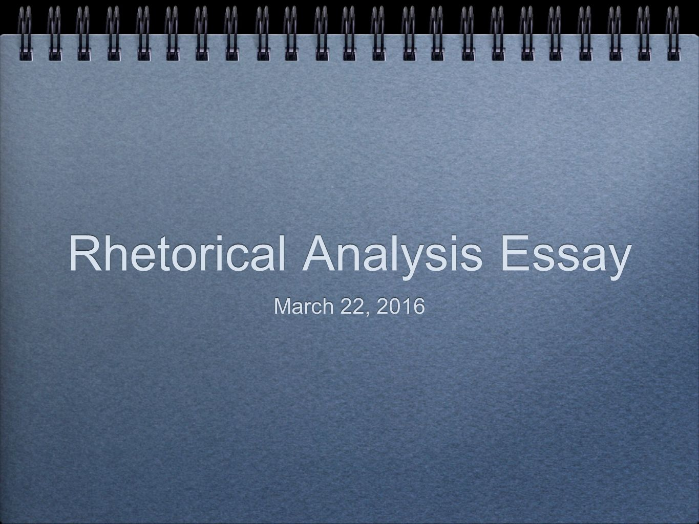 Rhetorical Analysis Essay March  Rhetorical Analysiswhat Is It   Rhetorical Analysis Essay March   From Thesis To Essay Writing also How To Write A Thesis Paragraph For An Essay  Frankenstein Essay Thesis