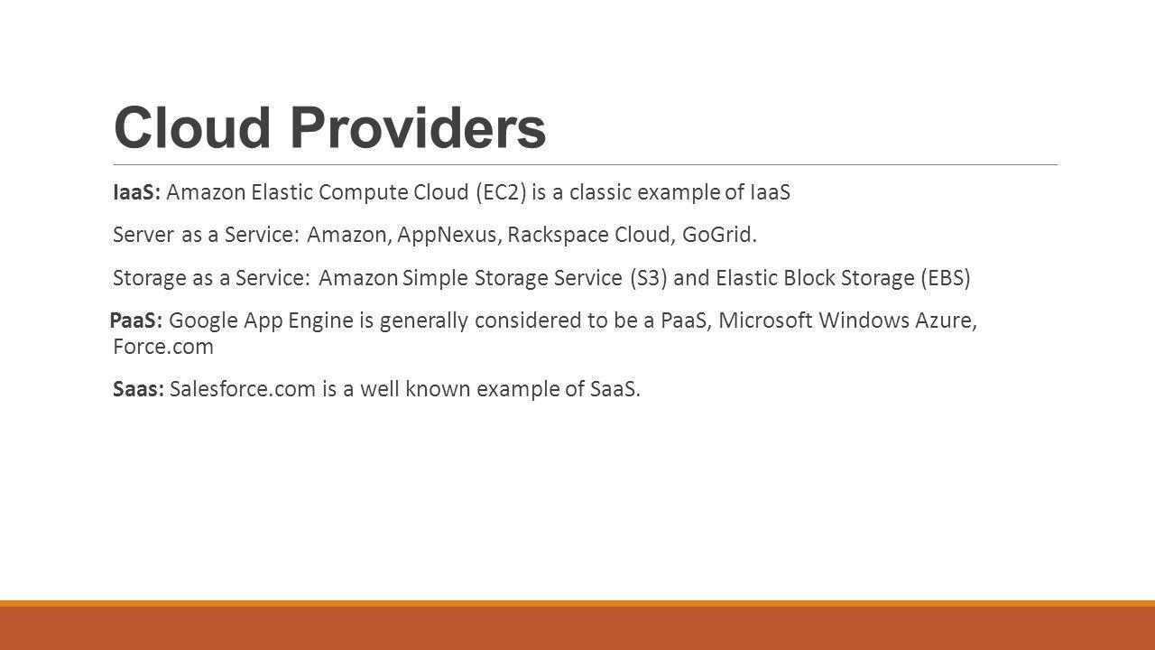 CS 6027 Advanced Networking FINAL PROJECT   Cloud Computing