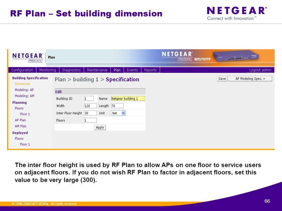 ProSafe Smart Wireless Switch WFS709TP  2  © NETGEAR ®  All