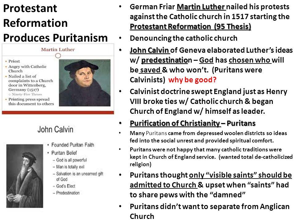 puritan practices
