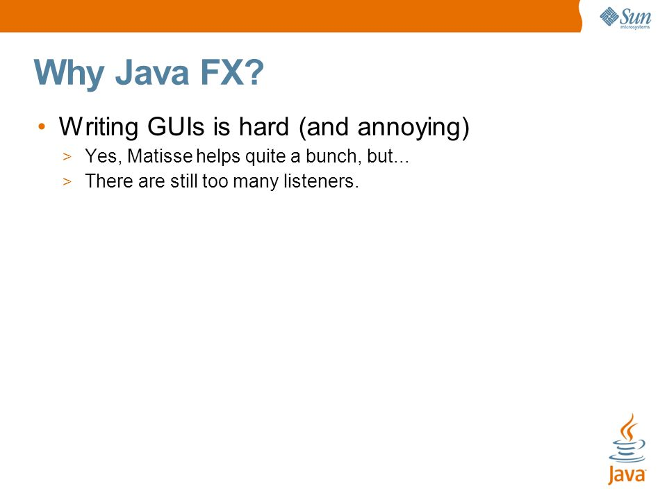 Scripting with Java FX Your Name Sun Campus Ambassador Your