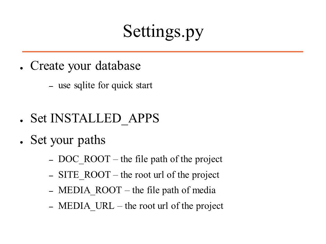 Intro to Django Peter Krenesky OSU Open Source Lab slides