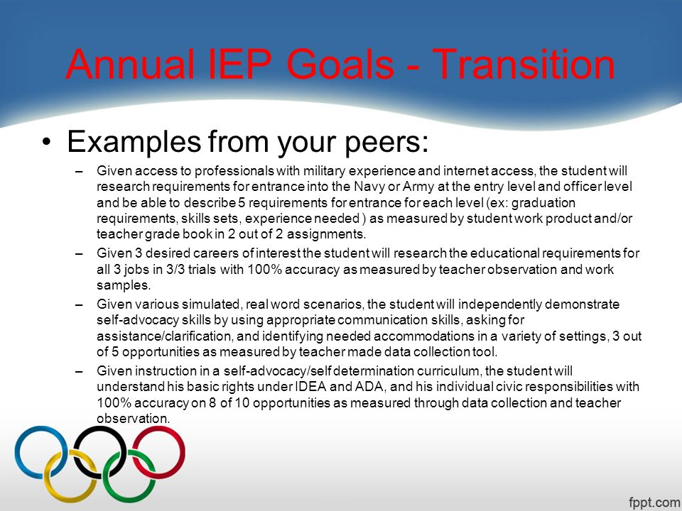 the iep olympics going for the gold in kcs what do you want to be rh slideplayer com