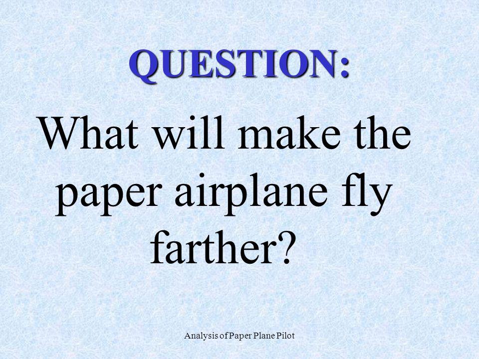 Paper Airplane Flier | PowerPoint Slide Images | PPT Design ... | 720x960