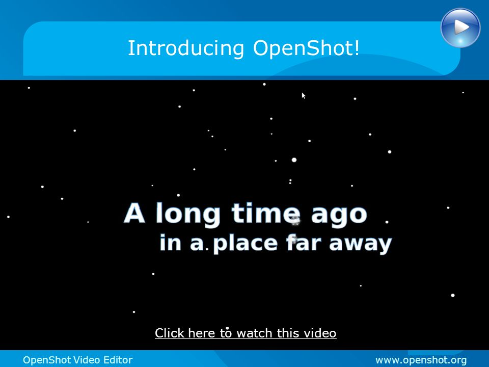 Video Editor An in-depth look at OpenShot Video Editor