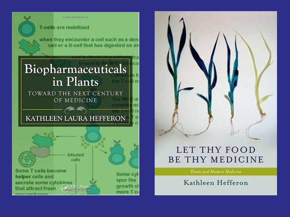 biopharmaceuticals in plants hefferon kathleen laura