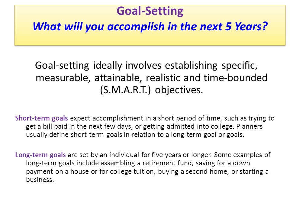 Quiz & worksheet long-term business goals | study. Com.