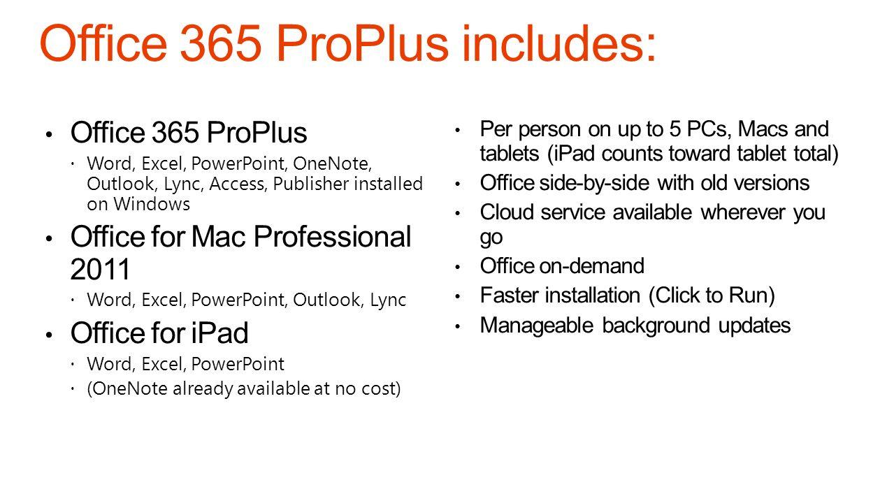 onenote proplus