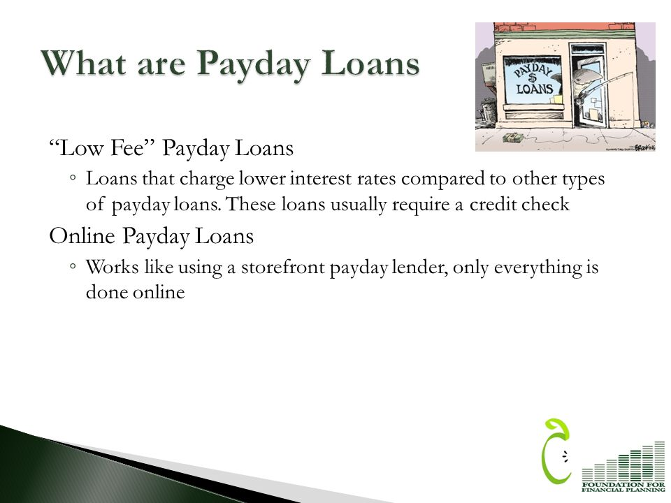 Grantee Online Payday Loans For Bad Credit