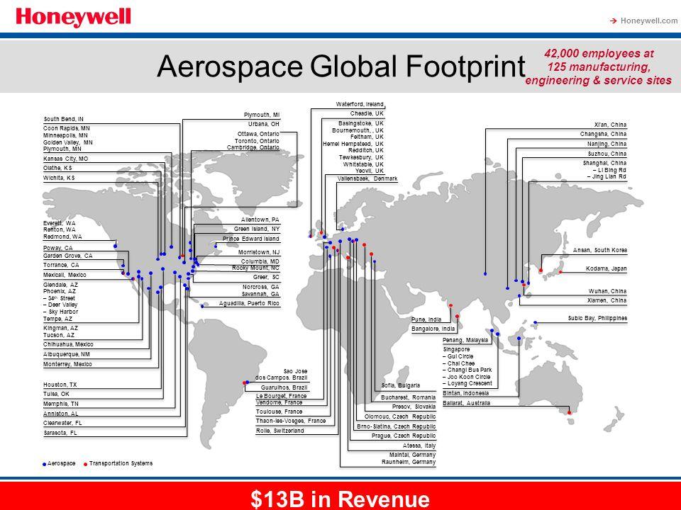 Honeywell Aerospace HS&E…An Integrated Business Partner