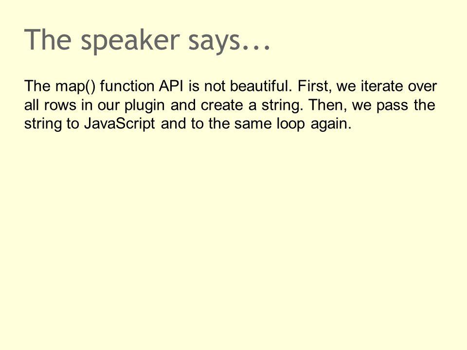 map function javascript