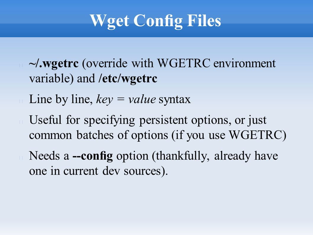 GNU Wget presented by Micah Cowan november,  About Micah