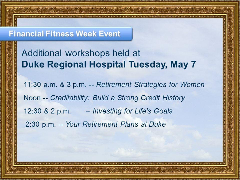 HR Forum: Connecting HR… Serving the Duke Community April 9, a m