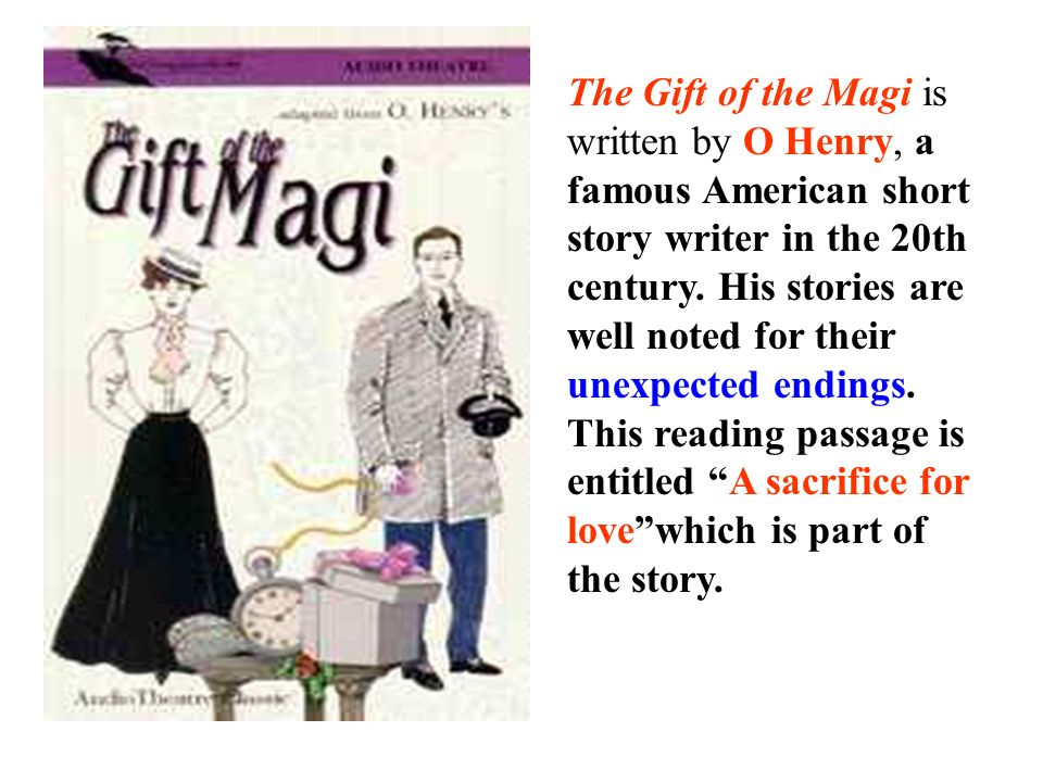 the gift of the magi quotes