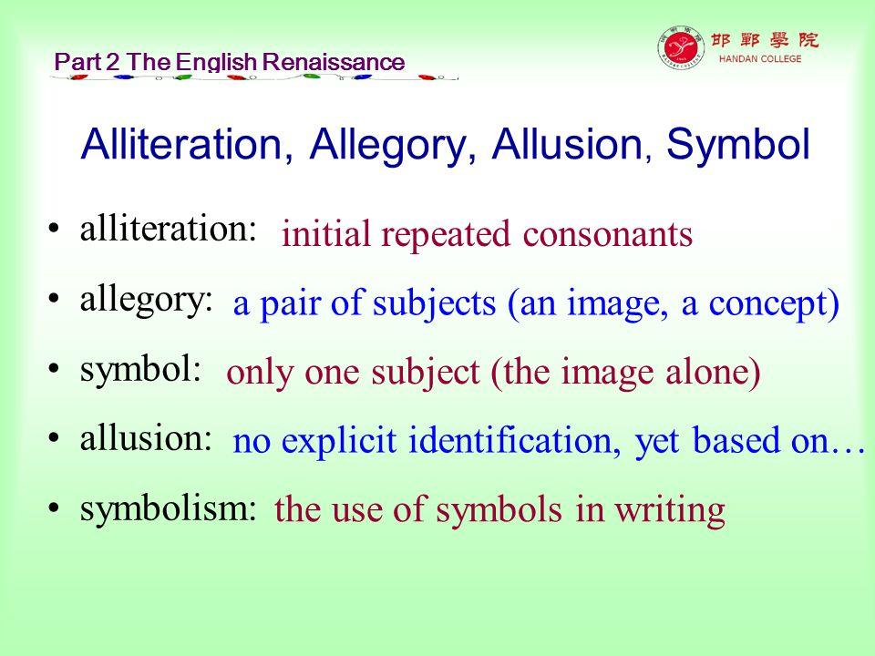 Part 2 The English Renaissance English And American Literature