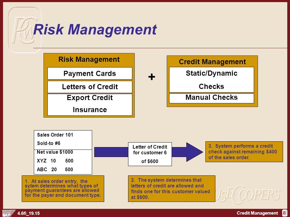 credit management 4 6fi 19 1 chapter 19 credit management credit rh slideplayer com
