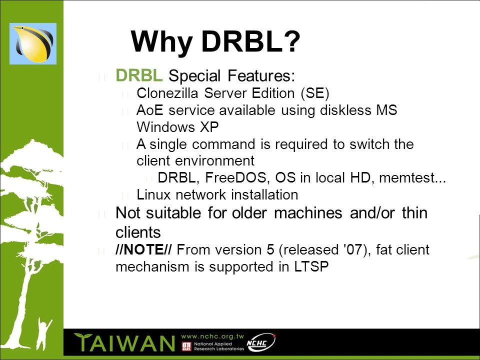 Hands-on for Cluster Management: DRBL/Clonezilla Steven Shiau, Jazz
