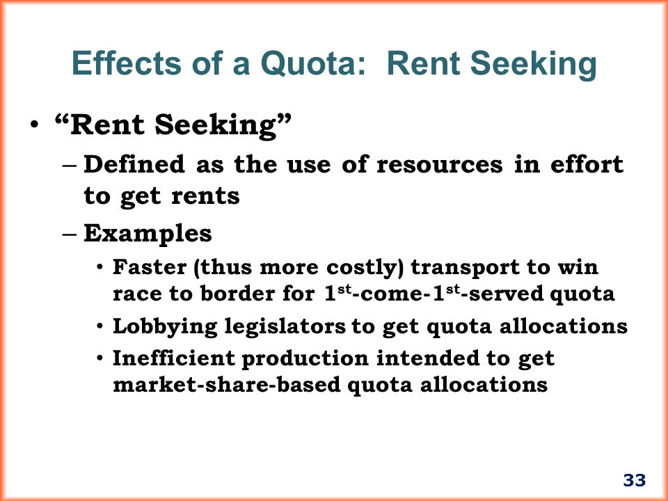 1 Chapter 6 Lecture The Theory Of Tariffs And Quotas Ppt Download