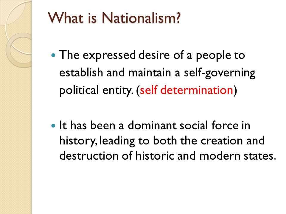 Example of nationalism gallery example of resume for student.