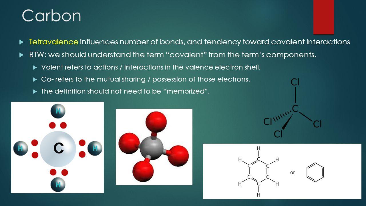carbon biology definition