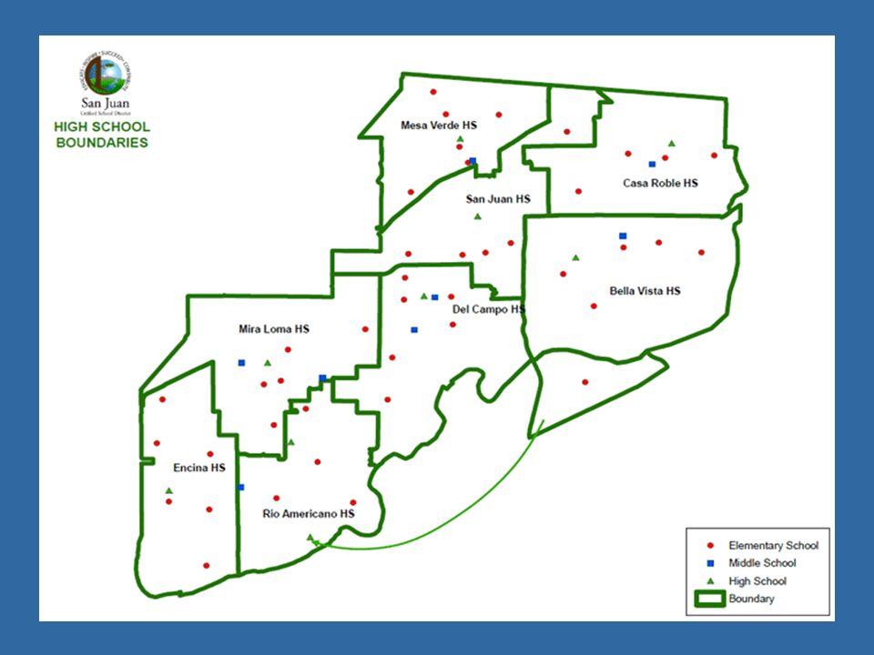 Neighborhood Schools Update June San Juan Unified Is The 11th