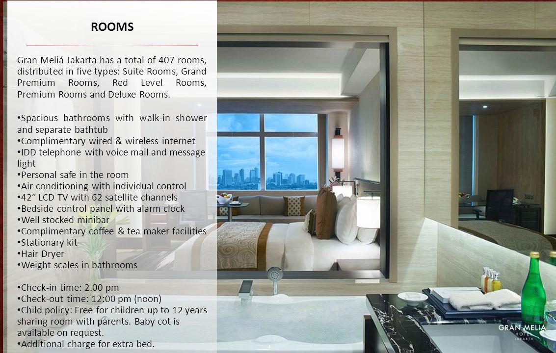 Meli Hotels International The Hotel Location Rooms Redlevel Service Hair Dryer Wiring Diagram 11 Gran