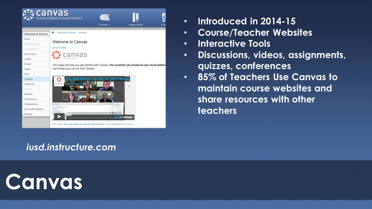 IUSD Communication Resources June Current Resources