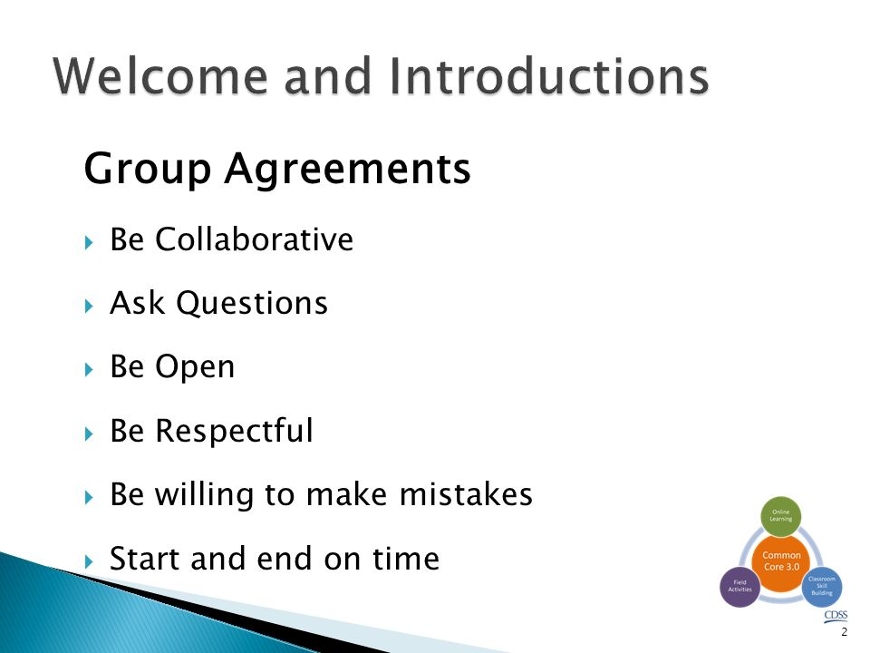 August 12 00 330 Group Agreements Be Collaborative Ask