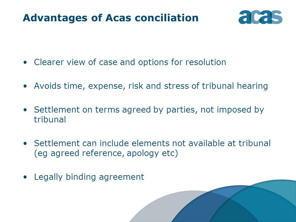 Acas Giles Vicat Senior Advisor Conciliator Acas South West