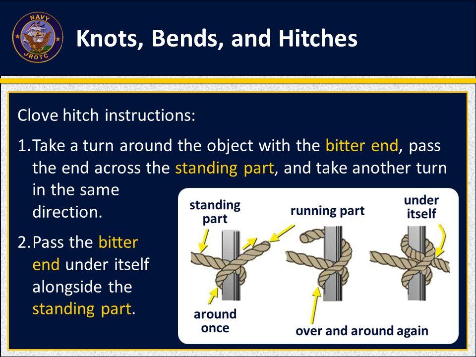 Module 3 Naval Skills Chapter 1 Deck Seamanship Section 2