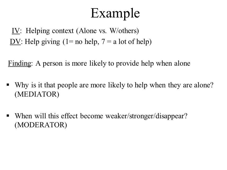 3 Example ...