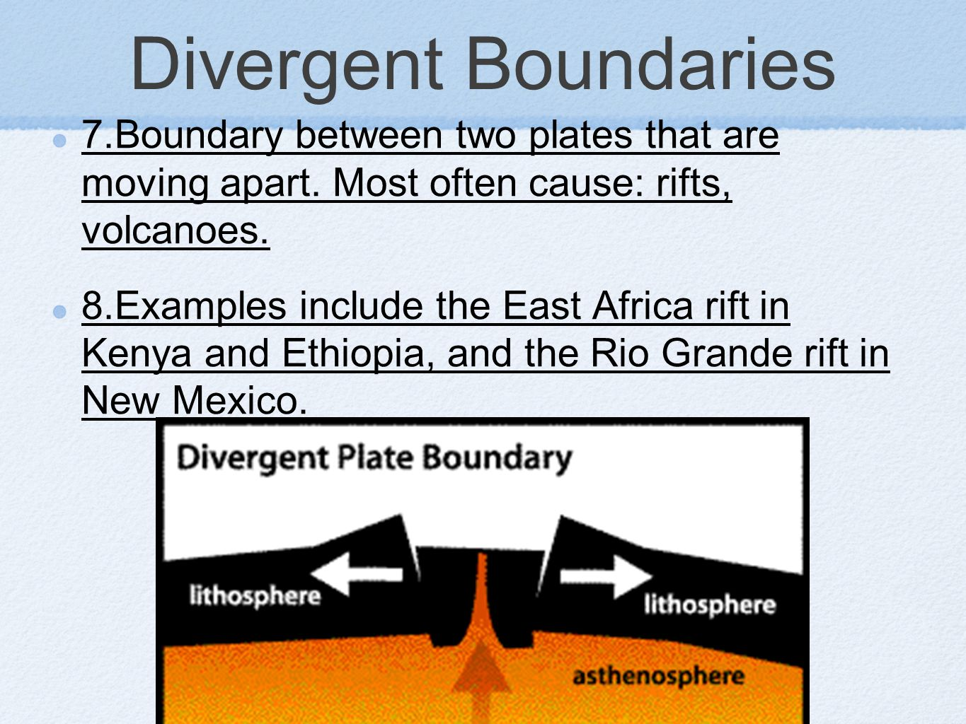 divergent boundaries Divergent plate boundary definition at dictionarycom, a free online dictionary with pronunciation, synonyms and translation look it up now.