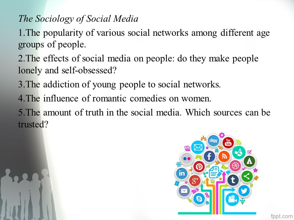 topics of sociology research