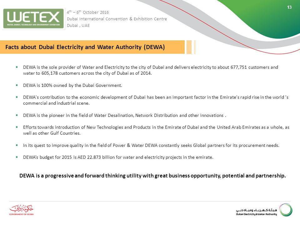 Solar Business Opportunities in Dubai Presented by: - ppt download