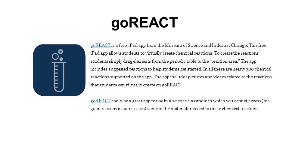 21 Good iPad Apps for High School Students Richard Byrne