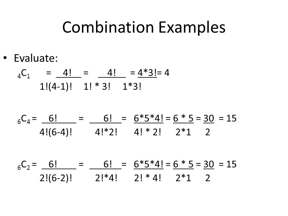 Counting Techniques Section 5 5  Objectives Solve counting problems