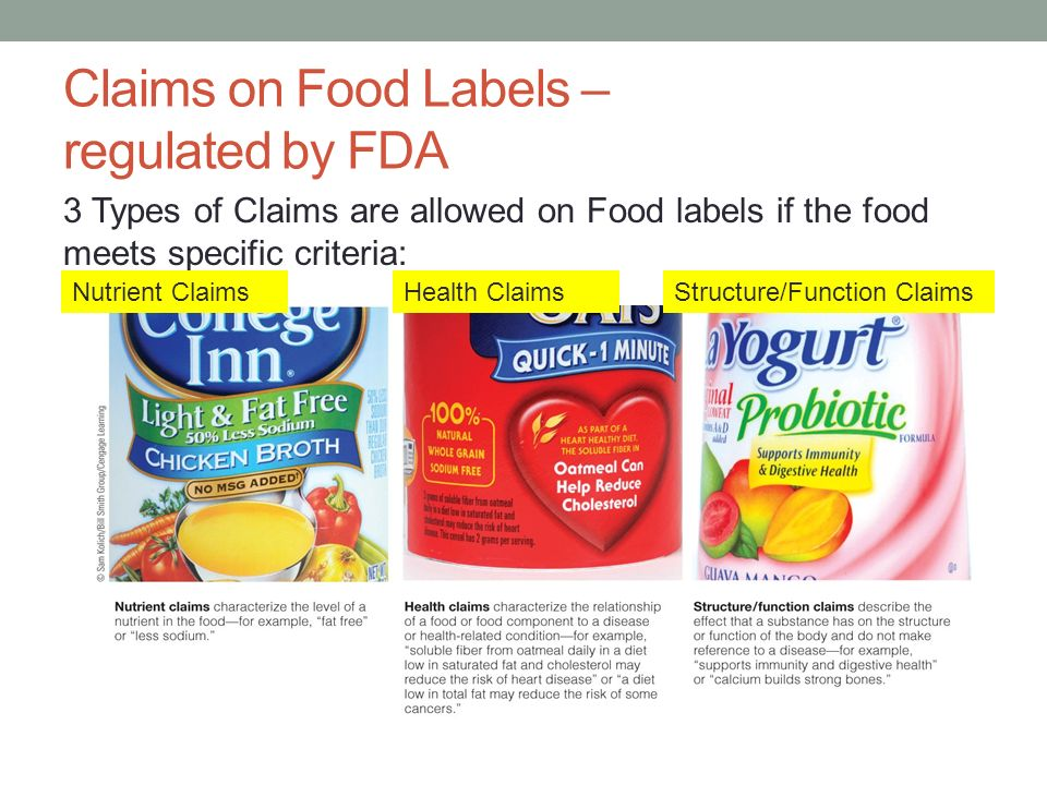 diet planning & reading food labels. why do we need to pay attention