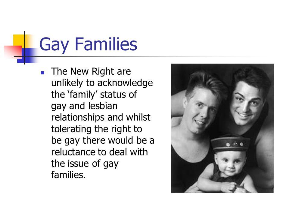 Gay Or Lesbian Families