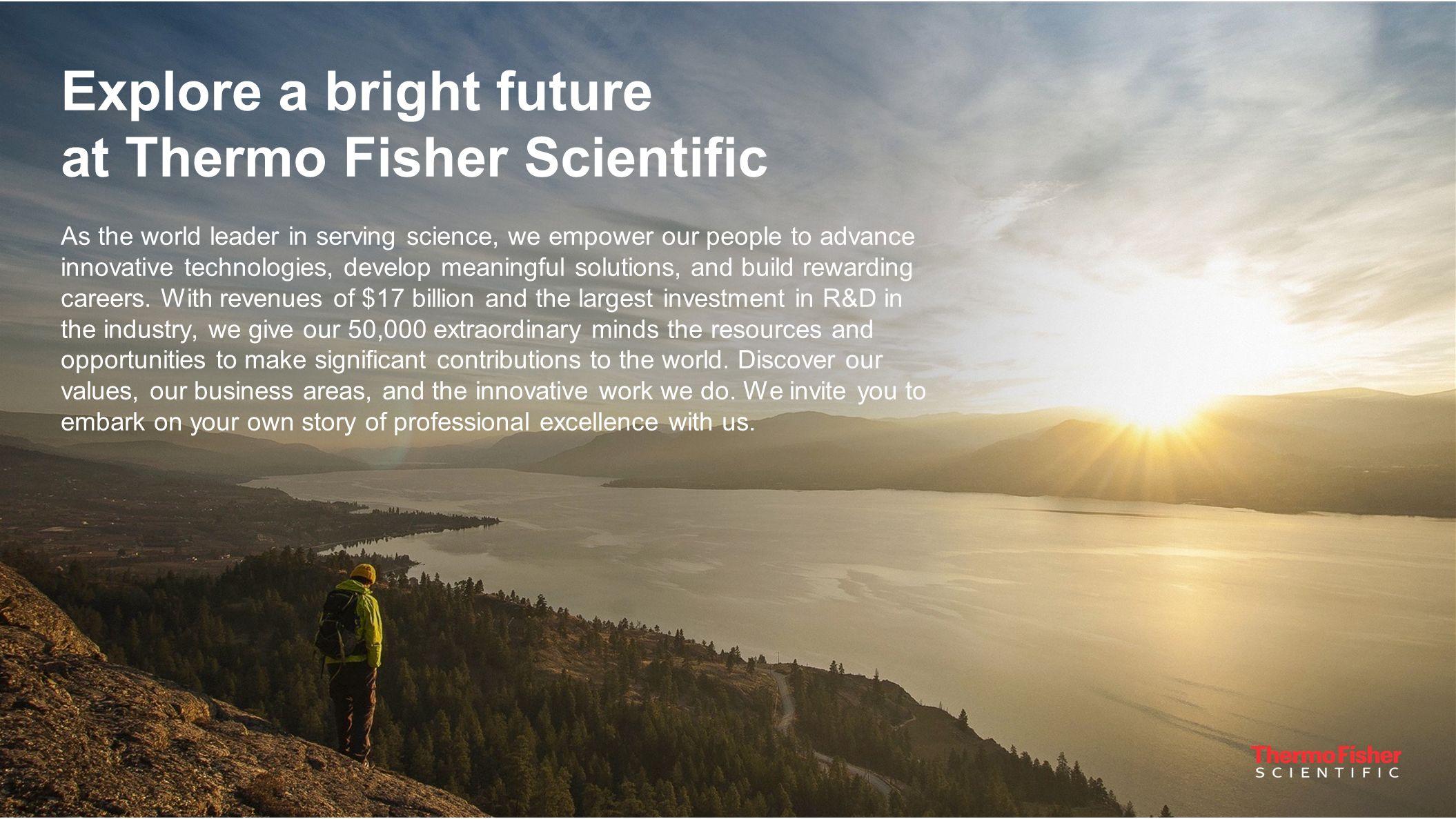 Company Overview Talent Acquisition  Explore a bright future at