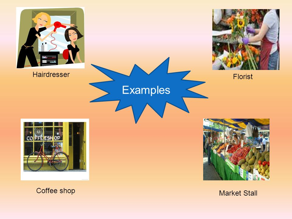 sole trader business examples