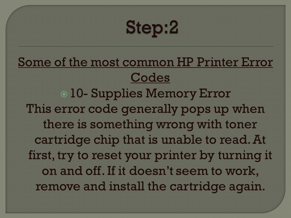 If you find that your HP Printer no longer works as expected, it