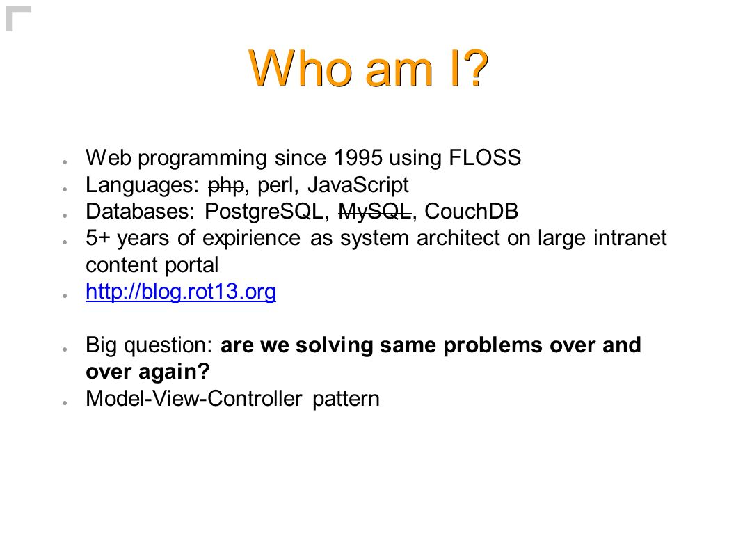 Post Relational Databases Whats Wrong With Web Development Dobrica Intranet Diagram Apache Iis And Pws 2 Who