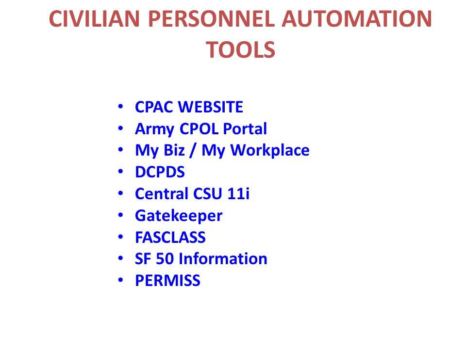 Cpol employment verification