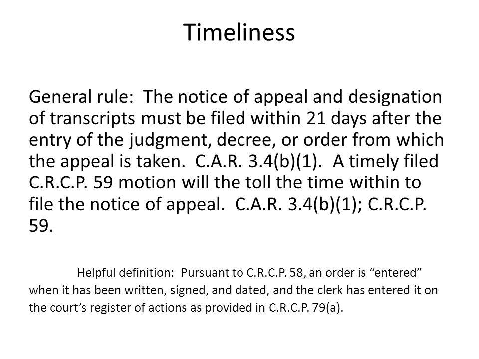 judgement decree and order