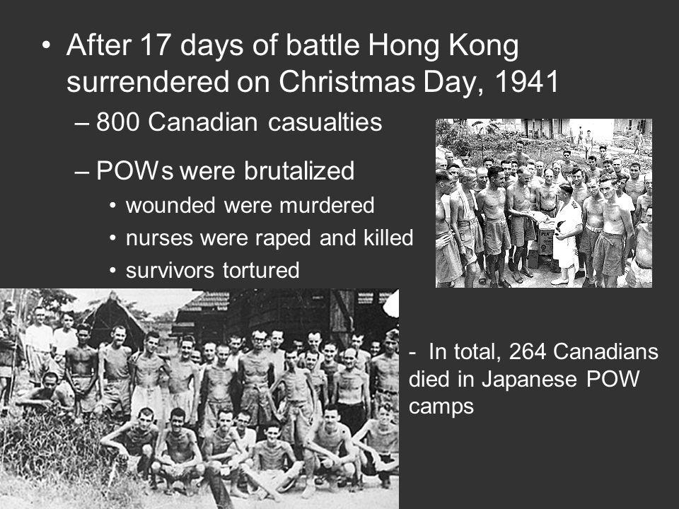 Days Of Battle Hong Kong